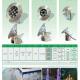 چراغ پایه دار ضد آب استیل فول کالر 3 وات 5 ولت