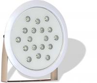 پروژکتور ضد آب روکار پایه دار تک رنگ 18 وات