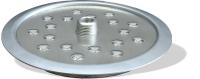 چراغ فواره ضد آب تک رنگ 18 وات 12 ولت مناسب لوله 1.2 و 1 اینچ