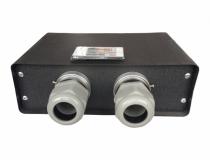 چراغ انجین فیبر نوری فول کالر 2 گلند 60 وات 220 ولت مدل 2.30FNM