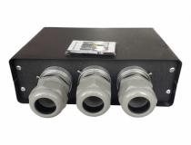 چراغ انجین فیبر نوری فول کالر 3 گلند 180 وات 220 ولت مدل 3.60FNM