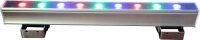 چراغ وال واشر ضد آب مولتی کالر 9 وات 12 ولت