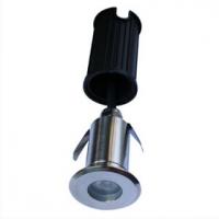 چراغ استخری توکار گِرد ۳ وات برش ۴٫۲ سانتیمتر