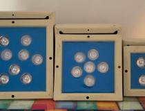 چراغ های مدل آزمند
