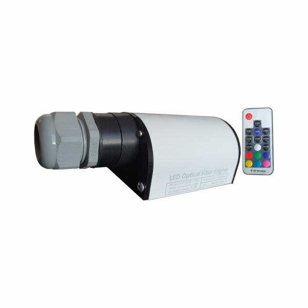 چراغ انجین فیبر نوری تک رنگ 16 وات 220 ولت مدل 16FN